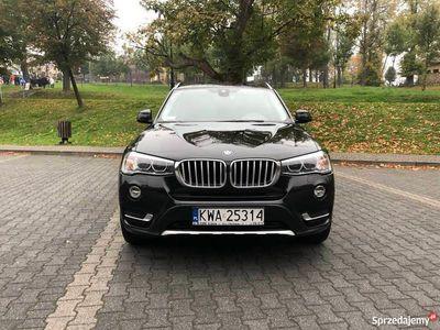 używany BMW X3 20d xDrive 190KM X-Line