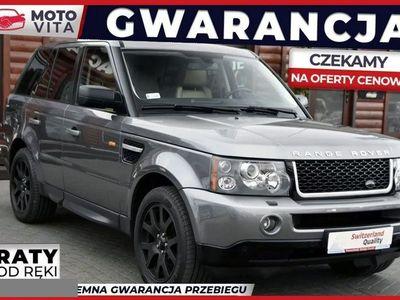 używany Land Rover Range Rover Sport 2.7dm 190KM 2008r. 184 000km