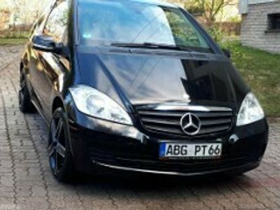 używany Mercedes A150 Klasa A W169Elegance