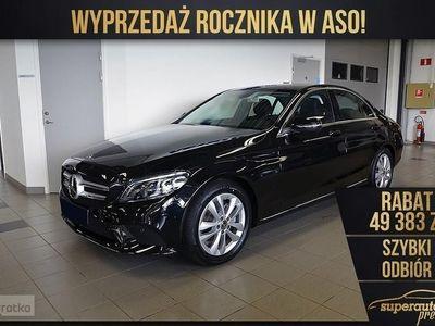 używany Mercedes 200 Klasa C W205 AVANTGARDE 1.54MATIC (184KM) | AVANTGARDE + Advantage | Wyprzed, Chorzów