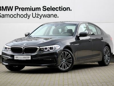 używany BMW 518 5 Series Sedan d