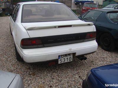 używany Nissan Maxima 3.0 V6 LPG z 1991r Sienkiewicze Krupniki