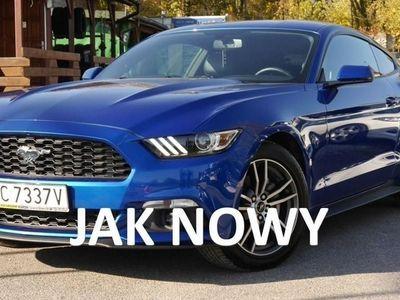 używany Ford Mustang 2.3dm 317KM 2017r. 22 960km
