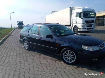 używany Saab 9-5 2.0 T LPG