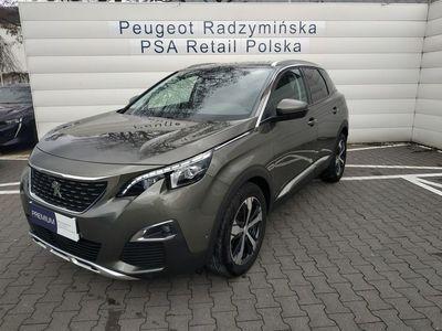 używany Peugeot 3008 1.2dm 130KM 2019r. 22 529km