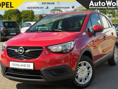 używany Opel Crossland X 1.2dm 110KM 2020r. 10km