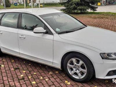 używany Audi A4 2.0 TDI 143ps Serwis Lakier Orginał