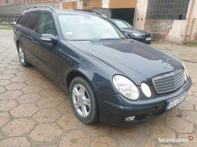 używany Mercedes E280 3.0 V6 Cdi Doinwestowany 2005r