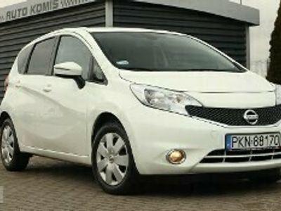 używany Nissan Note E12 1.5 dCi Navi Klimatronik Gwarancja !!!