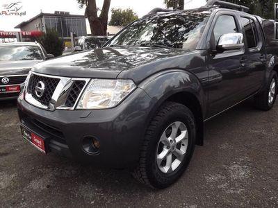 używany Nissan Navara 2.5dm 190KM 2011r. 127 616km