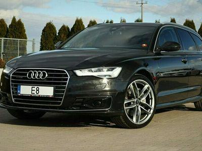 używany Audi A6 3dm 272KM 2016r. 40 000km