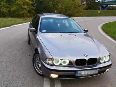 używany BMW 523 e39 i 170km