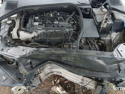używany Volvo V70 2016/17rok 2.0t/245km/benzyna uszkodzony