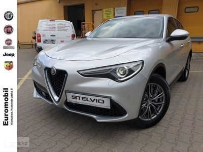 używany Alfa Romeo Stelvio rabat: 31% (79 700 zł) Super wyprzedaż