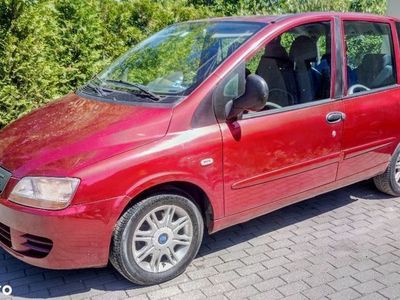 używany Fiat Multipla