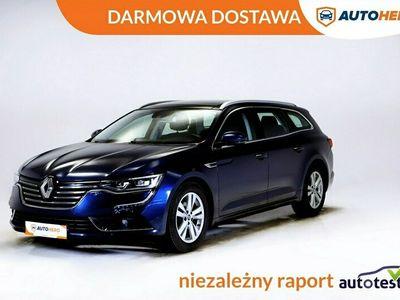 używany Renault Talisman DARMOWA DOSTAWA, LED, Navi, Panorama, Grzane fotele, Serwis ASO I (2015-)