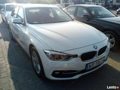 używany BMW 318 2dm 150KM 2018r. 21 216km