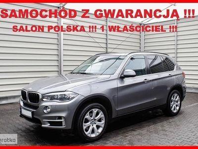 używany BMW X5 III (F15) XDRIVE + Automat + Salon PL + 1 Właściciel !!!, Leszno