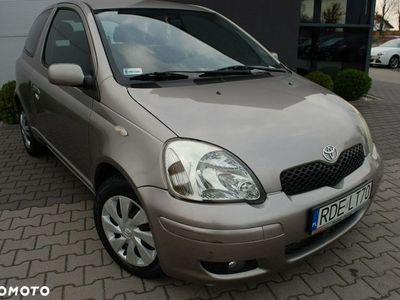 używany Toyota Yaris 1.4dm 75KM 2004r. 238 294km