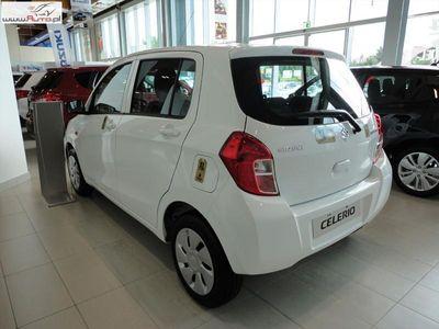 used Suzuki Celerio 1.0dm3 68KM 2018r. km Comfort