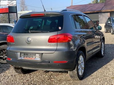 używany VW Tiguan 2dm3 170KM 2011r. 187 000km 140 KM LIFT aut. dsg 4X4