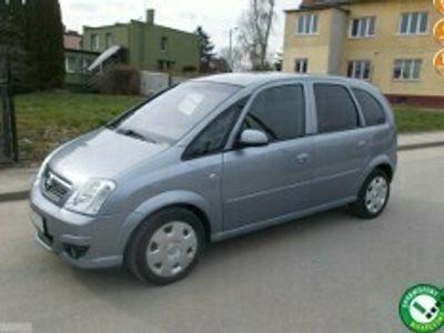 używany Opel Meriva A Opłacony Zdrowy Zadbany Serwisowany LIFT 130 Aut na Placu