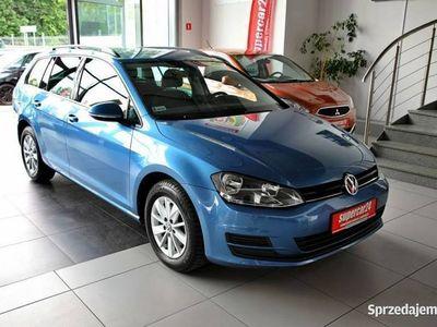 używany VW Golf VII Variant 1.6 TDI BMT Trendline / Alu / Salon PL /