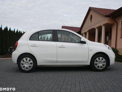 używany Nissan Micra K13