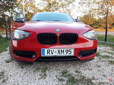 """używany BMW 118 d F20 SportLine 19"""" M-Perfomance"""
