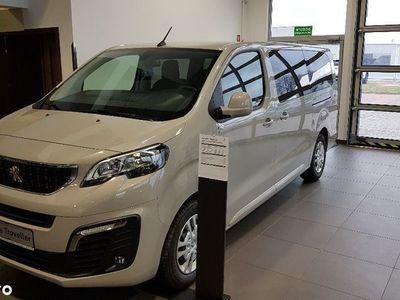 używany Peugeot Traveller