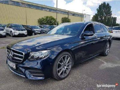 używany Mercedes E220 W213 (2016-)