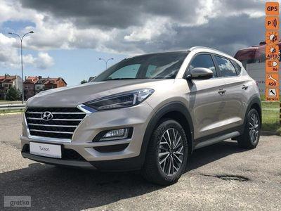 używany Hyundai Tucson 1.6dm 177KM 2019r. 8 500km