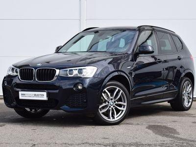 używany BMW X3 xDrive20i M Sport