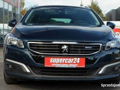 używany Peugeot 508 2dm 180KM 2015r. 156 600km