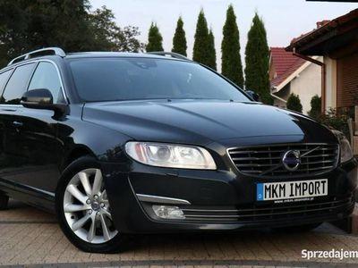 używany Volvo V70 2dm 182KM 2015r. 175 000km