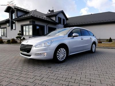 używany Peugeot 104 508 1.6dm3 111KM 2011r.000km - VIP GWARANCJA!