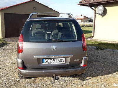 używany Peugeot 807 rok 2008