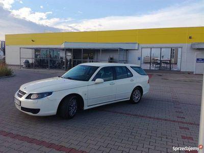 używany Saab 9-5 Benzyna 2.0 Kombi 2007 r Xenon