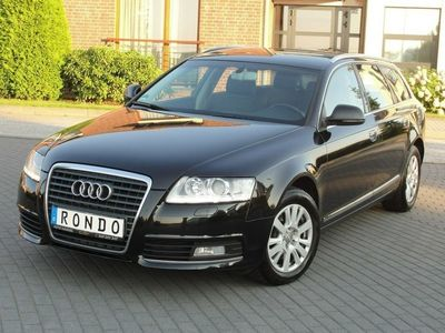 używany Audi A6 2.7dm 190KM 2009r. 277 350km