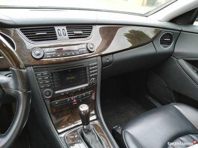 używany Mercedes CLS500 CLSod pierwszego właściciela