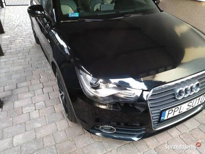 używany Audi A1 Xenon exulsive wersja navi full opcja