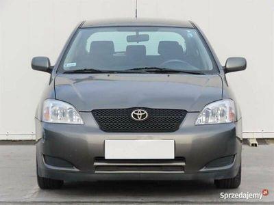 używany Toyota Corolla 1.6