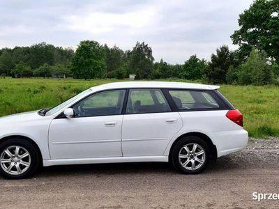 używany Subaru Legacy zgazem 4X4