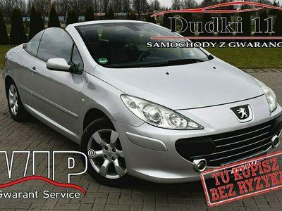 używany Peugeot 307 CC 2,0b DUDKI11 Kabriolet,Serwis,klimatronic,Parktronic,Okazja,GWARANCJA