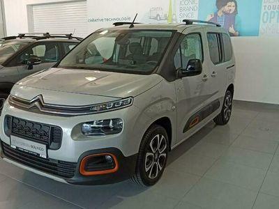 używany Citroën Berlingo 1.5dm 130KM 2021r. 3km