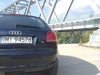używany Audi A3 8P 1.6 Mpi. 2006r.*Bezwypadkowy *Klimatronik *Ksiażk