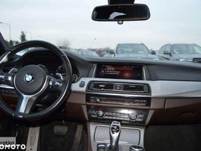 używany BMW M550 M5 V (F10) d 2015 Salon Polska! 100% Bezwypadkowy! Faktura VAT 23%! 1 Właśc