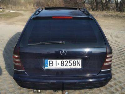 używany Mercedes C220 S203CDI AUTOMAT