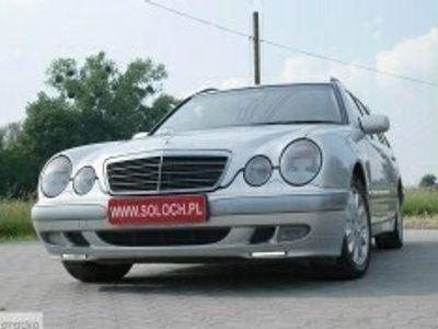 używany Mercedes 320 Klasa E W2103.2CDI T 197KM Classic Kombi Automat -FILM VIDEO -Zobacz