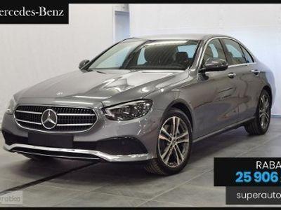 używany Mercedes 220 Klasa E 2.04MATIC (194KM) | AVANTGARDE | Bezpieczny zakup z domu!